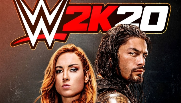 WWE 2K20 maintenant disponible