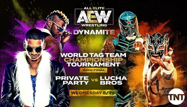 Preview : AEW Dynamite du 23 octobre 2019
