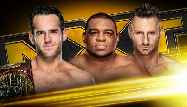 Preview : WWE NXT du 23 octobre 2019