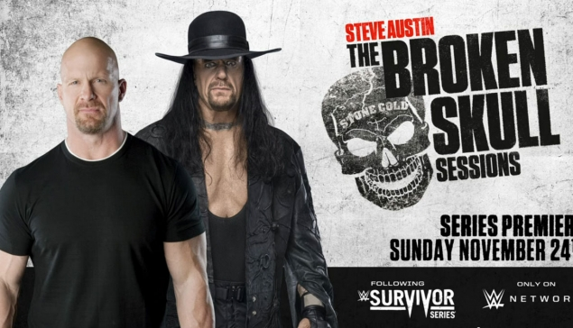 Undertaker sera l'invité de Stone Cold pour son premier ''The Broken Skull Sessions''