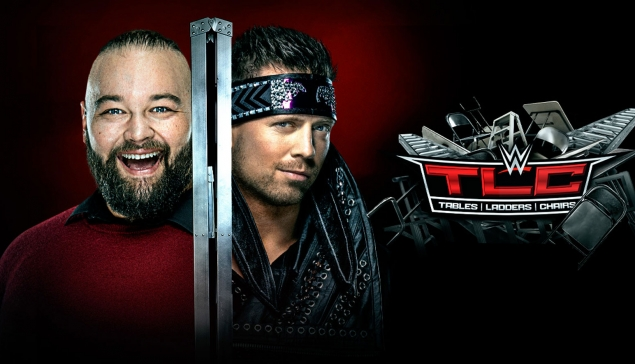 Carte de WWE TLC 2019