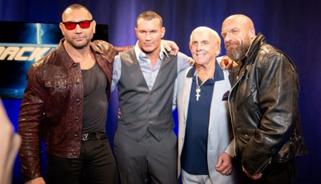 Qui va introniser Batista au WWE Hall of Fame 2020 ?