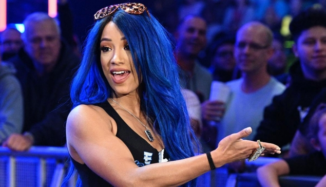Sasha Banks participera à un album de rap