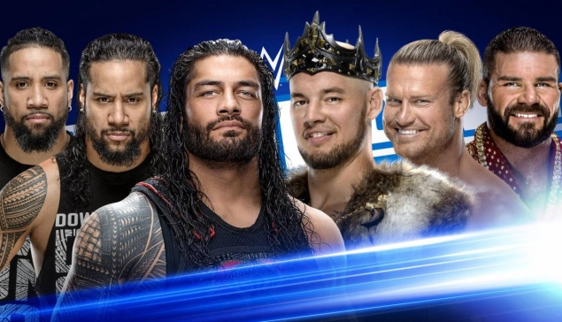 Preview : WWE SmackDown du 24 janvier 2020