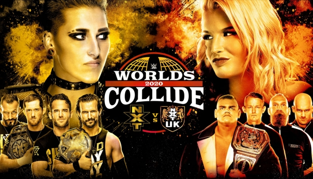 Résultats de WWE Worlds Collide 2020