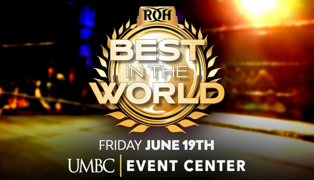 La ROH annule son PPV de juin Best in the World