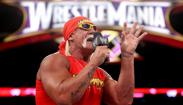 Hulk Hogan devait catcher à WrestleMania 36