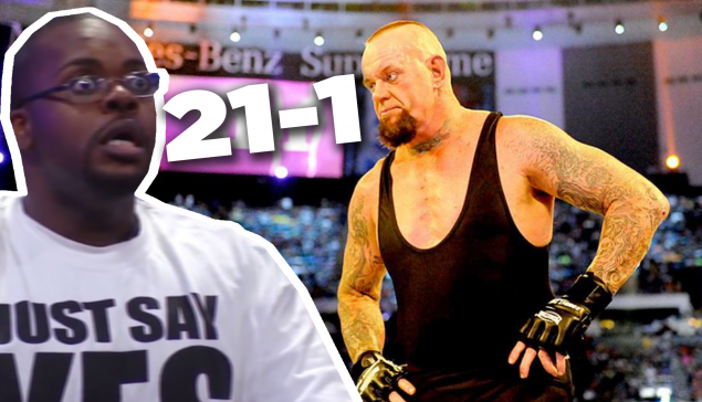 The Undertaker ne devait PAS perdre à WrestleMania 30 (+ fin TIER LIST) | Récatch 37