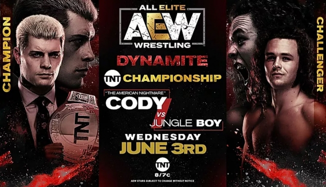 Preview : AEW Dynamite du 3 juin 2020