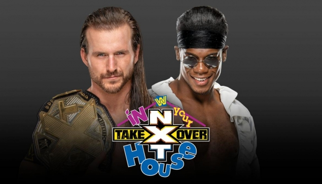 Faites vos pronostics sur NXT TakeOver: In Your House 2020