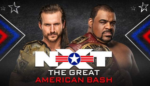 Spoiler : Le résultat du combat Adam Cole et Keith Lee de Great American Bash