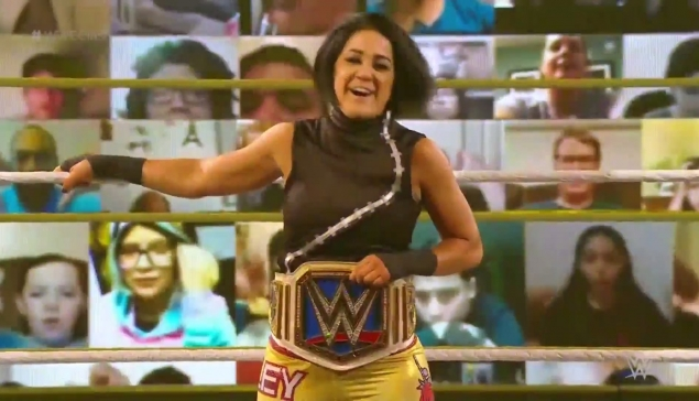 Clash of Champions : Bayley ... contre Asuka ?
