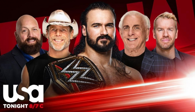 Preview : WWE RAW du 28 septembre 2020